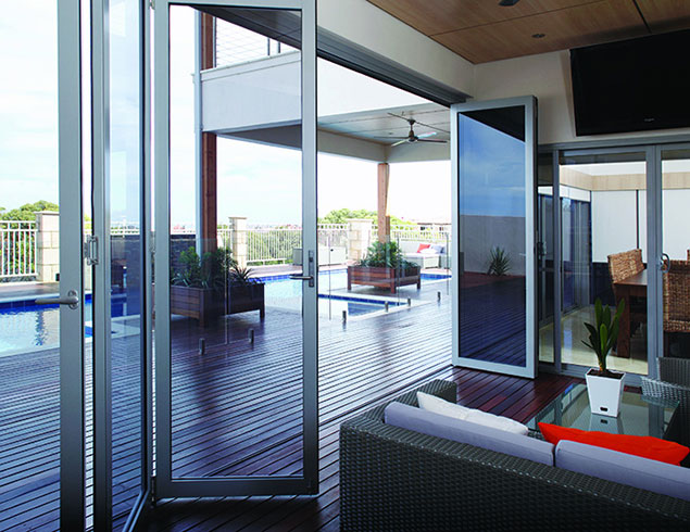 Glass Sliding Doors Gladstone